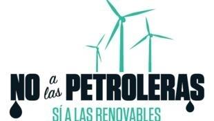 Manifiesto contra las prospecciones petroleras.