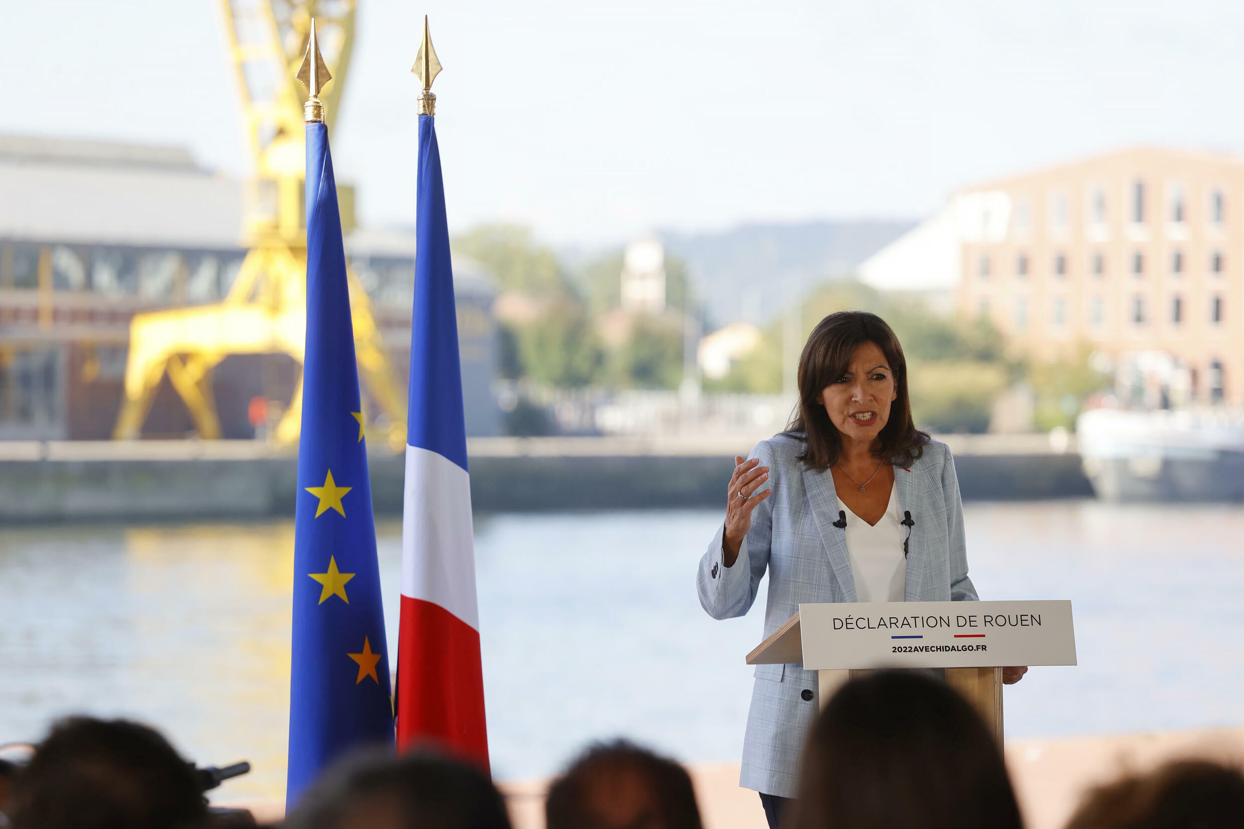Anne Hidalgo is the hot favourite to win the nomination of the Socialist party