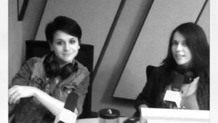 Елена Серветтаз, Аня Строганова