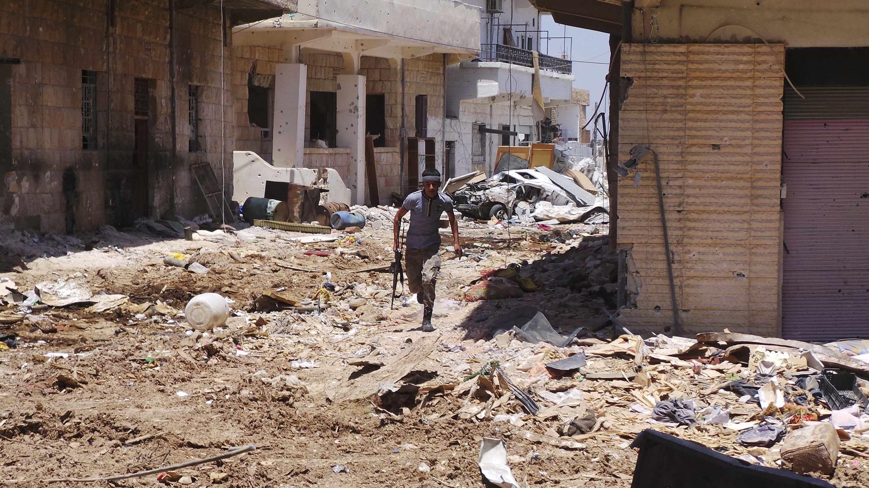 Environ 5.500 jihadistes tunisiens ont rejoint les rangs du groupe Etat islamique, principalement en Syrie (photo d'illustration)