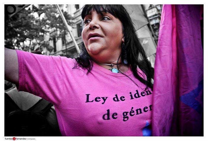 Página Facebook de la Federación Argentina LGBT (FALGBT)