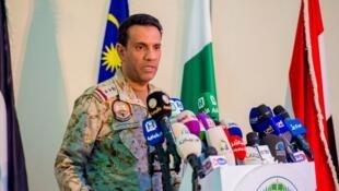 تورکی المالکی سخنگوی ائتلاف کشورهای عربی علیه حوثی های یمن