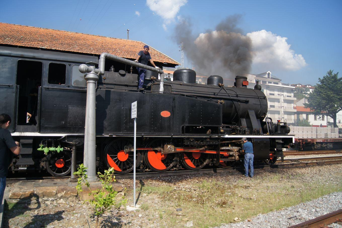 douro train