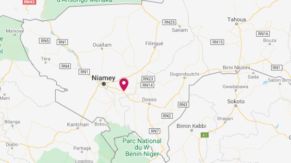 Kouré est une commune rurale située à 60 km à l'Est de Niamey, capitale du Niger.