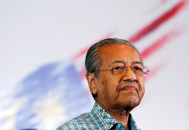 马来西亚总理马哈蒂尔宣布辞职