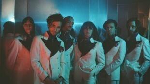 """musique - La Femme - France - Album """"Paradigmes"""""""