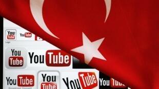 O site Youtube foi bloqueado pelas autoridades turcas.