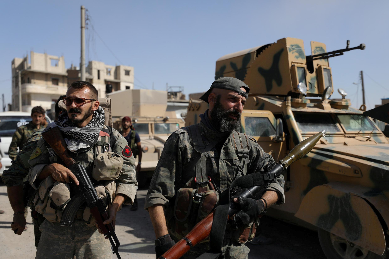Raqqa moja ya maeneo yaliyokua yakidhibitiwa na kundi la Islamic Sate (IS) Syria.