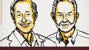 Paul R. Milgrom y Robert B. Wilson reciben el Nobel de economía 2020.