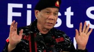 Rodrigo Duterte Shugaban kasar Philippine