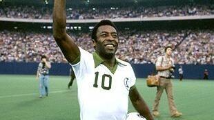 Pelé na Brazil