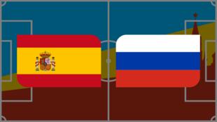 Coupe du monde 2018: vivez Espagne-Russie en direct
