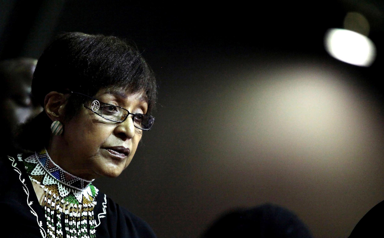Marigayiya Winnie Madikizela-Mandela