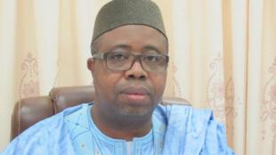 Procureur Samaké, chargé de l'enquête sur  l'attaque de l'hôtel Radisson de Bamako
