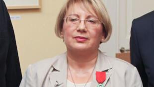 Глава Института мира и демократии Лейла Юнус