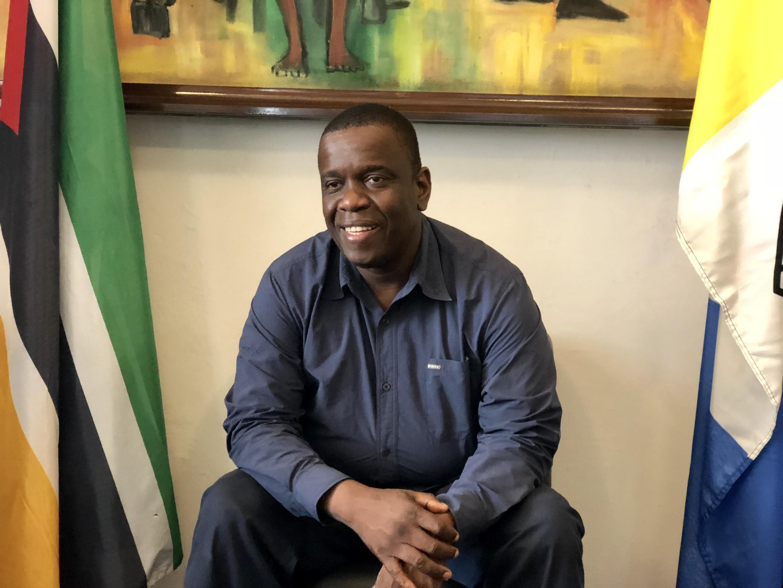 Daviz Simango, líder do Movimento Democrático de Moçambique (MDM)