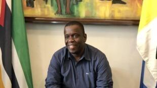 Daviz Simango, líder do Movimento Democrático de Mo?ambique (MDM)