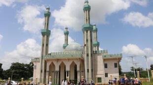La mosquée de Timbo.