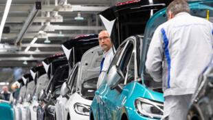 Volkswagen, car industry, coronavirus