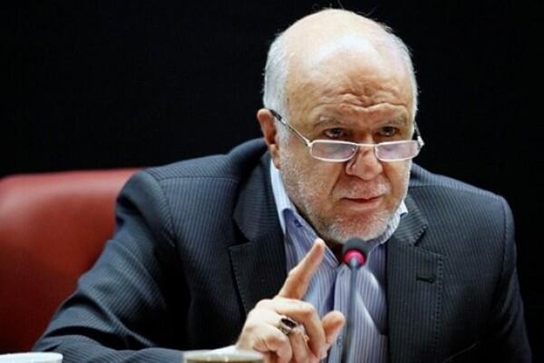 بیژن زنگنه، وزیر نفت جمهوری اسلامی ایران