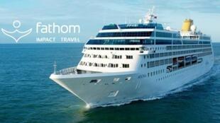 美国嘉年华旗下的Fathom公司经营美国与古巴之间的邮轮旅游业务