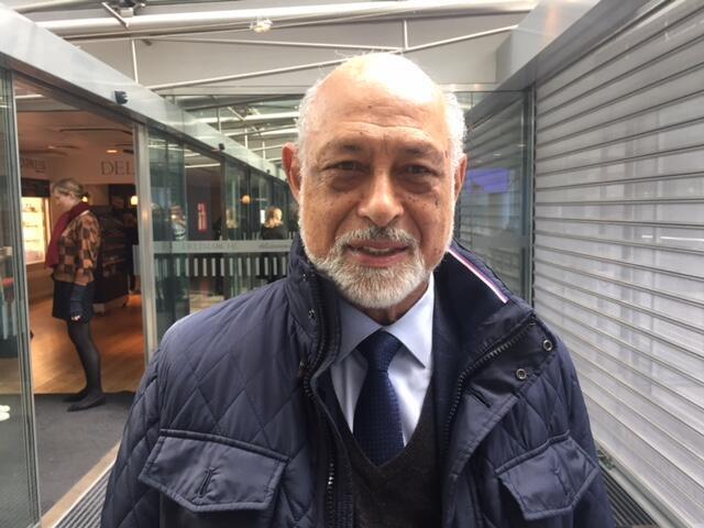 O professor, escritor e presidente da Academia Brasileira de Letras (ABL), Domício Proença Filho