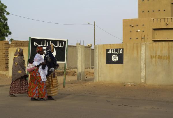 Mali, Gao, mujao, islamistes.