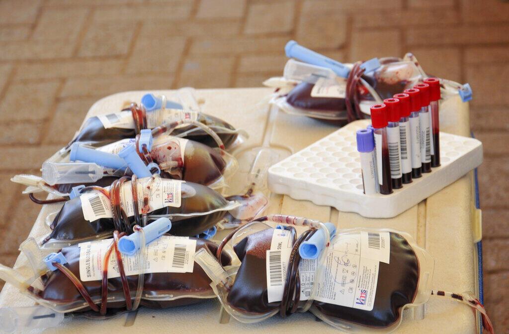 Tratamento com transfusão do plasma