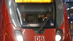 Un train de la Deutsche Bahn à Berlin (photo d'illustration).