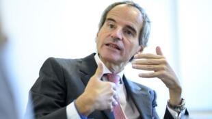 رافائل ماریانو گروسی، مدیر کل آژانس بینالمللی انرژی اتمی