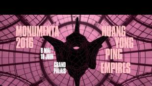 L'exposition « Monumenta 2016. Empires », de l'artiste franco-chinois, Huang Yong Ping, se tient jusqu'au 18 juin 2016, au Grand Palais à Paris.