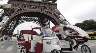 «Les Américains sont toujours les plus nombreux à visiter la Tour Eiffel ou le Louvre».