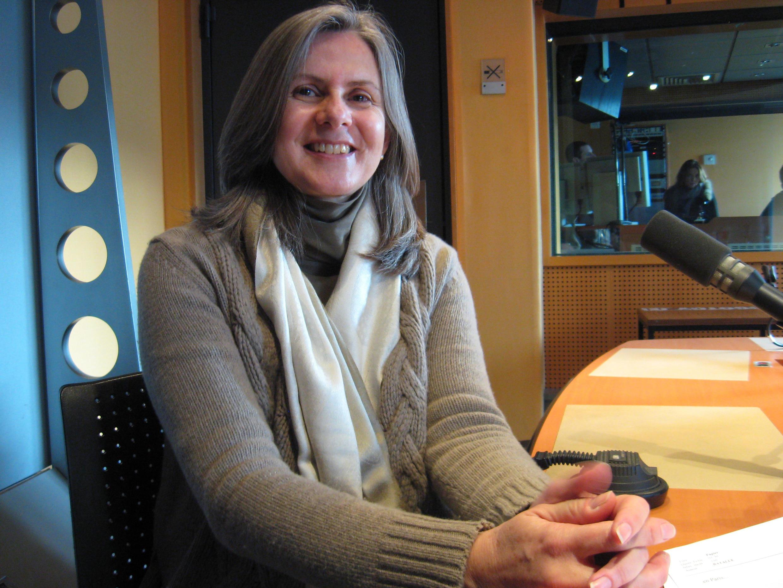Sofía Martínez del Campo Lanz en RFI.