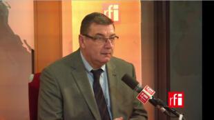 Jean-François Lamour, député Les Républicains de Paris.