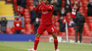 Georginio Wijnaldum is joining PSG from Liverpool on a free transfer