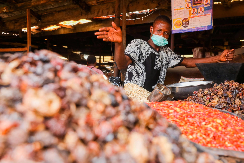 Matsakaitan 'yan kasuwa sun samu nakasun jari sboda annobar coronavirus a Najeriya