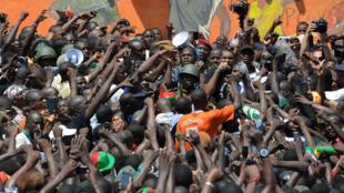 Ouagadougou, le 31 octobre 2014.