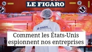 Reprodução da matéria publicada pelo jornal Le Figaro nesta quarta-feira (14).