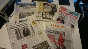 Diários franceses 08.08.2016