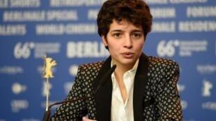 Leonor Teles, realizadora portuguesa