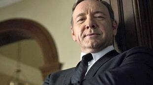 Frank Underwood from House of Cards