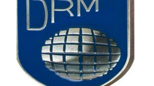 Logo de la Direction du rensignement militaire (DRM).