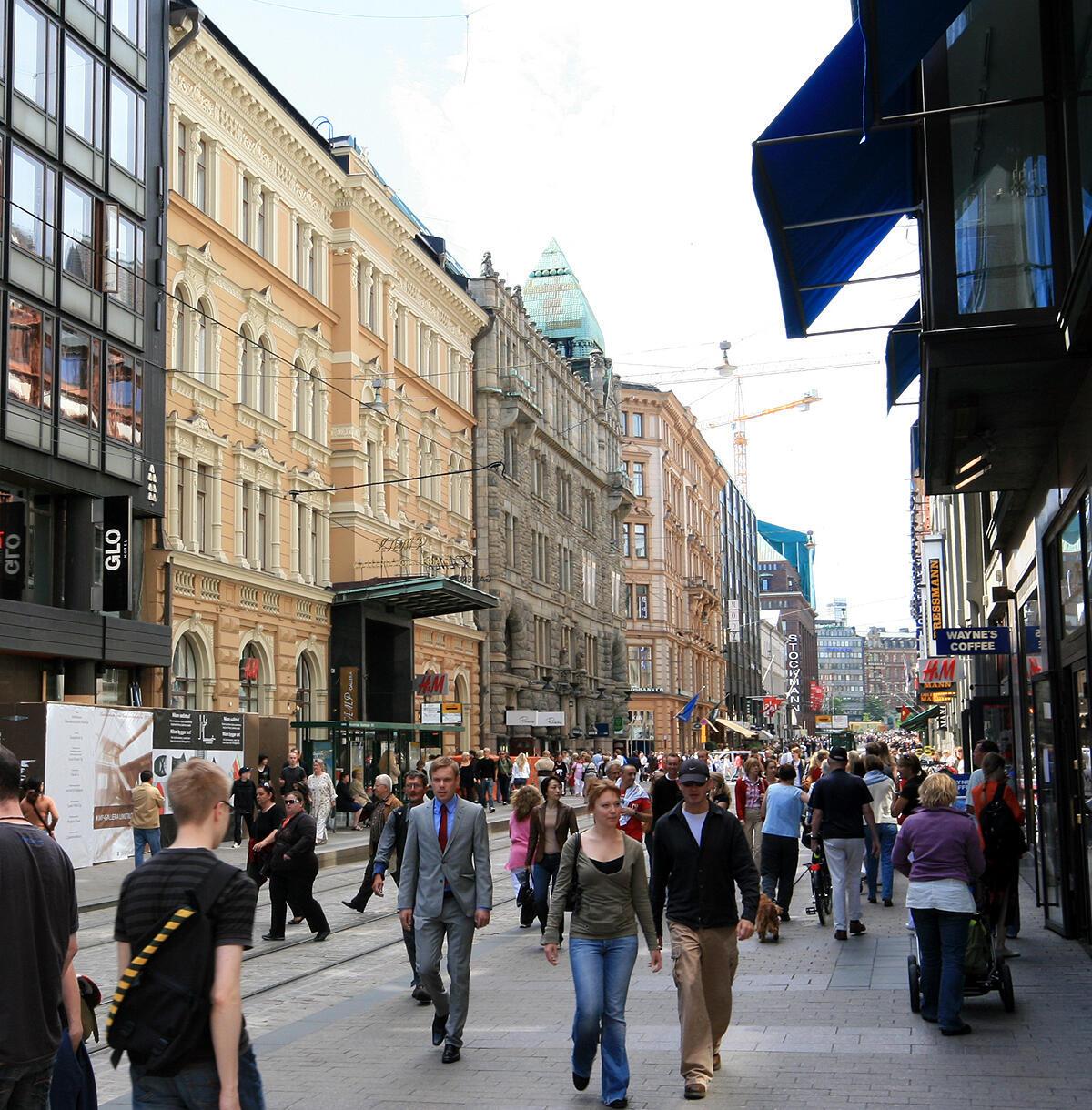 Maioria dos finlandeses apoiam a proposta de renda única universal.