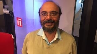 O cientista político Leonardo Avritzer dá conferência em Paris sobre corrupção no Brasil