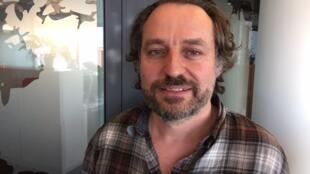 Denis Chartier, geógrafo e pesquisador francês.