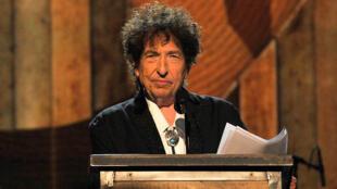 Bob Dylan en 2015.