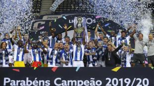 FC Porto - Futebol - Desporto - Football - Liga Portuguesa - Portugal