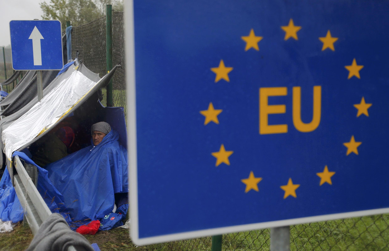 Tutar EU a sansanin 'yan gudun hijra dake Slovenia