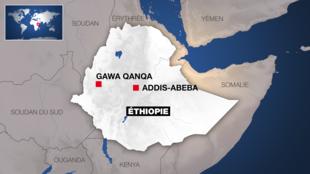 Un massacre a coûté la vie à au moins 54 personnes dans la région de l'Oromia, dans l'ouest de l'Ethiopie.