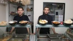 """巴黎第2区新开张一家少见阿富汗料理的""""喀布尔餐厅(  Kabul Kitchen ) """""""